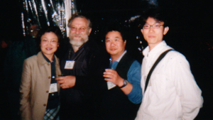 Dr. Peter Walter at the University of California, San Francisco