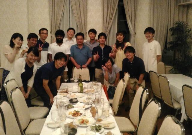 <p>森先生、お誕生日おめでとうございます!!</p>  <p>これからも元気でご活躍ください!!!</p>