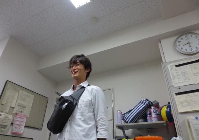 玉田くんがオックスフォード大学に短期留学へ