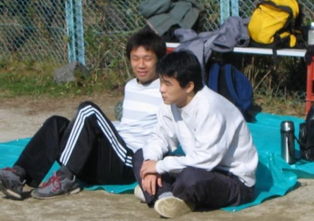 安達くん&水田くん