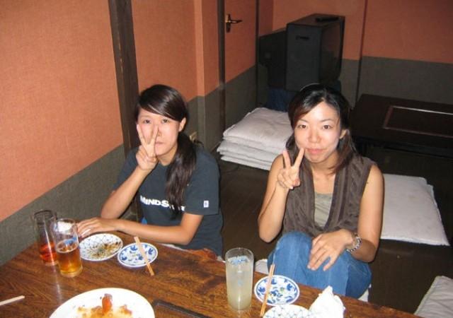小田さんと鈴木さん。