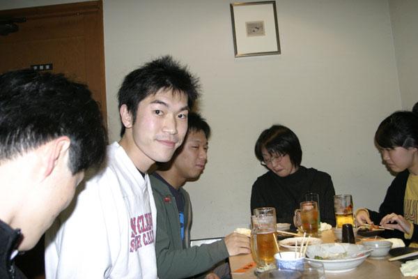 卒業生の和田さん